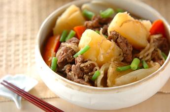 関西風肉ジャガ
