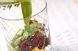 トロトロ抹茶豆乳の作り方3