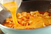 豆腐のチリソース煮の作り方2