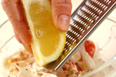 レモン風味のツナサラダの作り方1