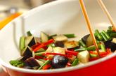 ウナギと野菜のスタミナ炒めの作り方2