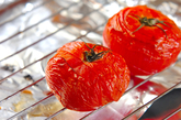 焼きトマト添え魚のムニエルの作り方1