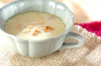 おろし玉ネギのスープ