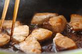 ハマチの照り焼きの作り方2
