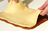 チョコロールの作り方17