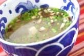 白キクラゲのスープ