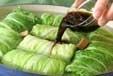 和風ロール白菜の作り方2