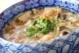 エビのアジア風スープ