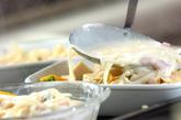 高野豆腐のグラタンの作り方3