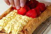 イチゴのパイの作り方6