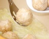 白菜と肉団子のスープの作り方5