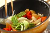 本格酢豚の作り方2