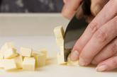 バジルとチーズのスコーンの作り方1