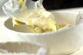 カニ入りコーンスープの作り方3