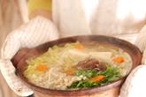 土鍋湯豆腐の作り方2