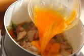 とろとろ親子丼の作り方2