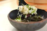 漬けカツオ寿司の作り方3
