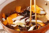 イカの甘酢炒めの作り方3