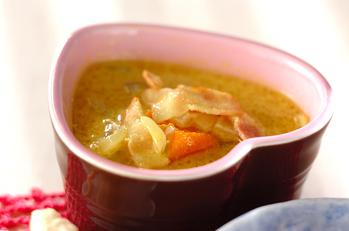ココナッツスープ