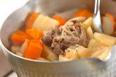 牛肉ジャガの作り方4