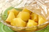 簡単リンゴのデザートの作り方1