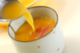 エビ入り茶碗蒸しの作り方2