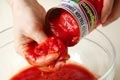 基本のトマトソースの作り方1