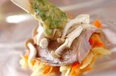 白身魚のネギみそホイル焼きの作り方1
