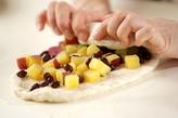 サツマイモと甘納豆のパンの作り方9