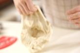 サツマイモと甘納豆のパンの作り方4