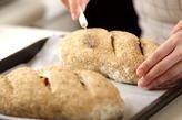 サツマイモと甘納豆のパンの作り方11