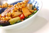 手羽先と大豆の煮込みの作り方3