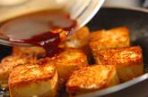 豆腐と豚バラ肉の中華炒めの作り方4