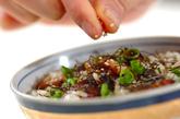 ウナ混ぜご飯の作り方3