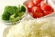 野菜たっぷりメンチカツの下準備3
