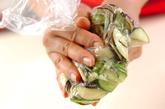 ナスとキュウリの甘酢漬けの作り方1