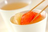 グレープフルーツの寒天ゼリーの作り方3