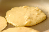 バナナパンケーキの作り方3