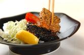 鮭のゴマまぶし焼きの作り方3