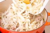 ヒラヒラポークカレーの作り方1