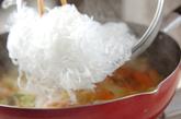 魚介と春雨のXO醤炒めの作り方2
