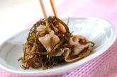 豚肉と昆布の炒め煮の作り方2