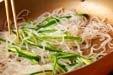 糸コンニャクの炒め煮の作り方1