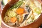 ブリちり鍋