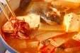 カレイのキムチ煮の作り方3