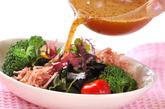 海藻サラダの作り方1