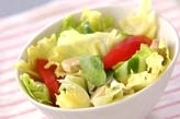 レタスのハーブサラダ