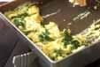 ワカメ入り卵焼きの作り方1
