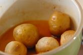 小芋の含め煮の作り方2