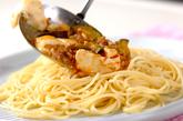 マーボースパゲティの作り方4